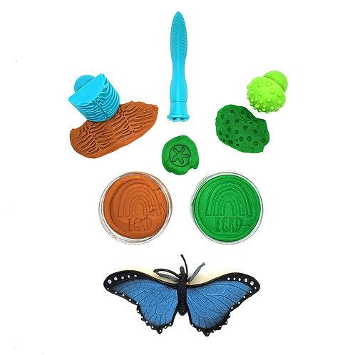 Mega Bug Pattern Play Set