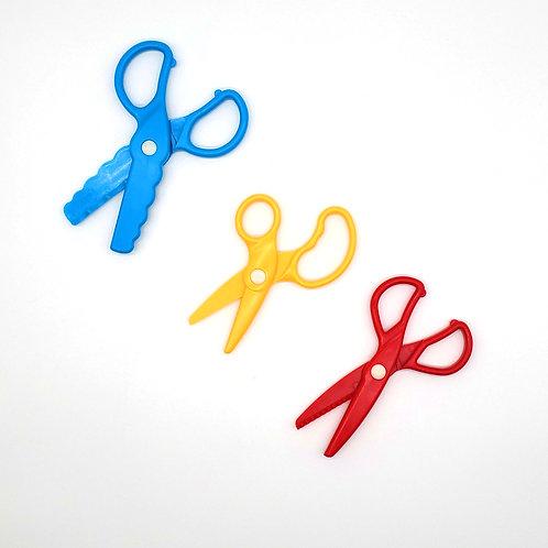 Pattern Dough Scissors