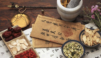 Shadow Illumination Yoga: Chinese medicine