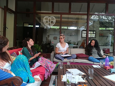 Shadow Illumination Yoga: Womb Care and Moon Cycle Attunement Workshop (Cape Town)
