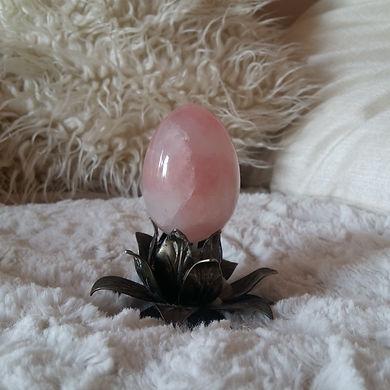 Shadow Illumination Yoga: Rose Quartz Yoni Eggs