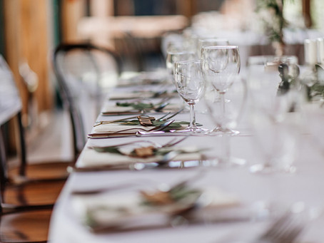 Mariage, baptême, anniversaire, repas d'affaires