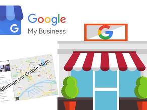 Copie de Création de Fiche Google My Business pour votre entreprise
