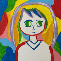 Girl in Color