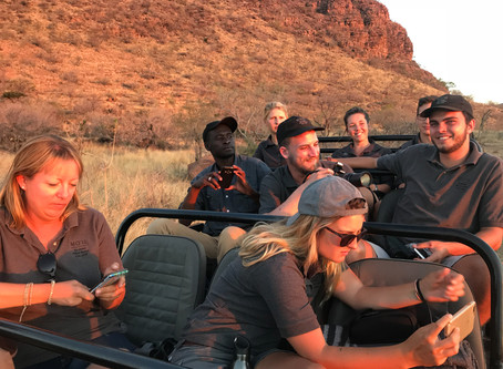 Safari Guiding Courses