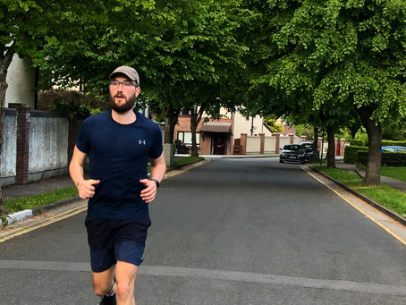 What could ever possess someone to run 3 marathons in 3 days?
