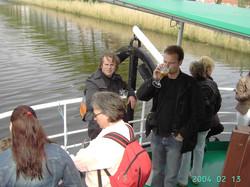 Uitstap met werk naar Brugge 040