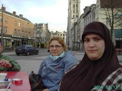 Uitstap met werk naar Brugge 028