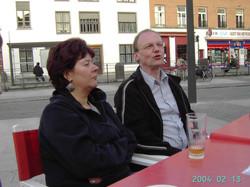Uitstap met werk naar Brugge 035