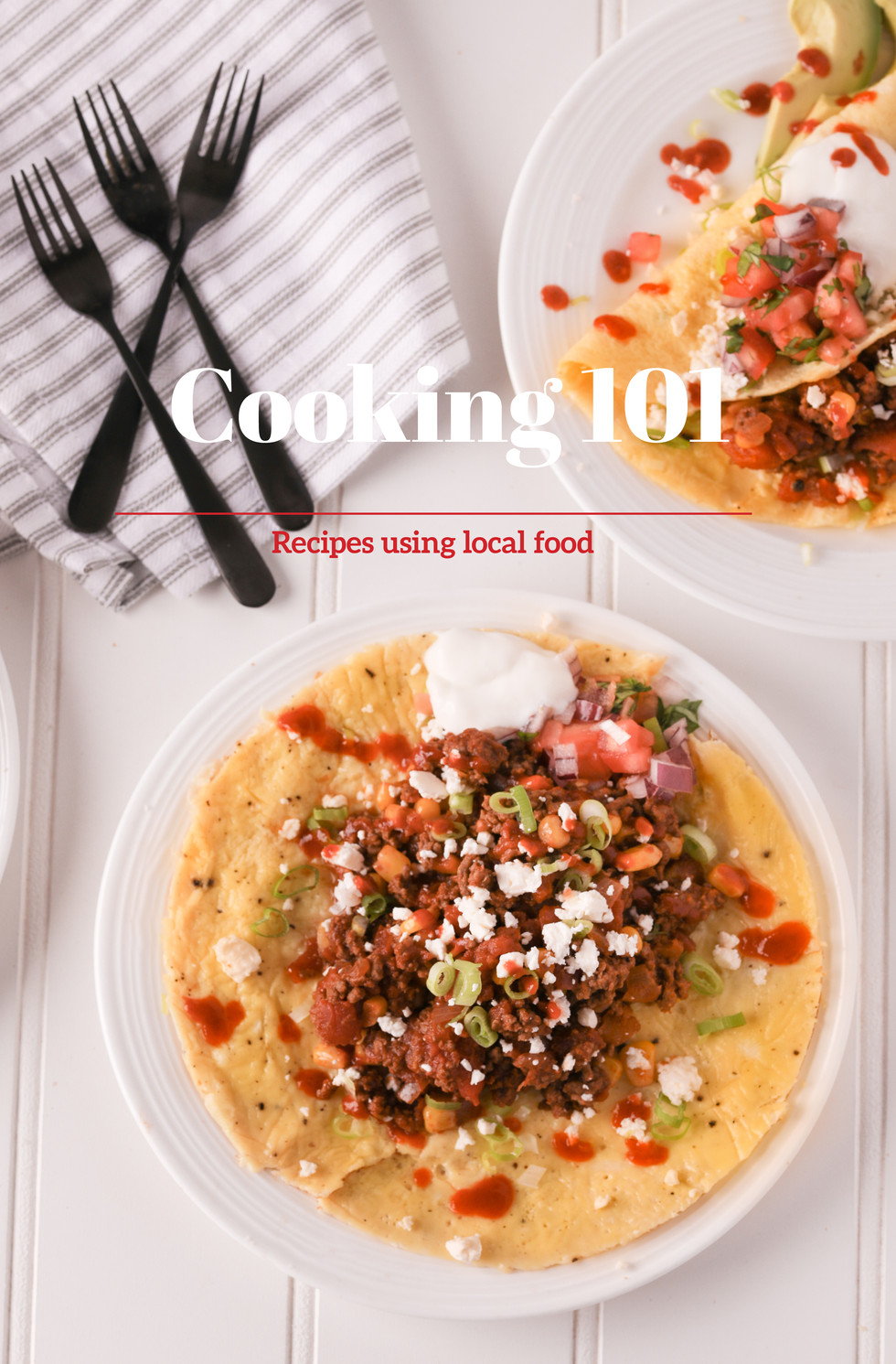 Cooking 101 Fall 2019 Booklet