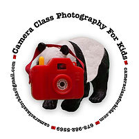 logo with red cameras and white backgrou