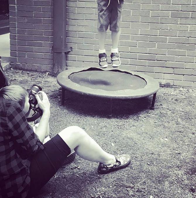 The Littlest Photographers