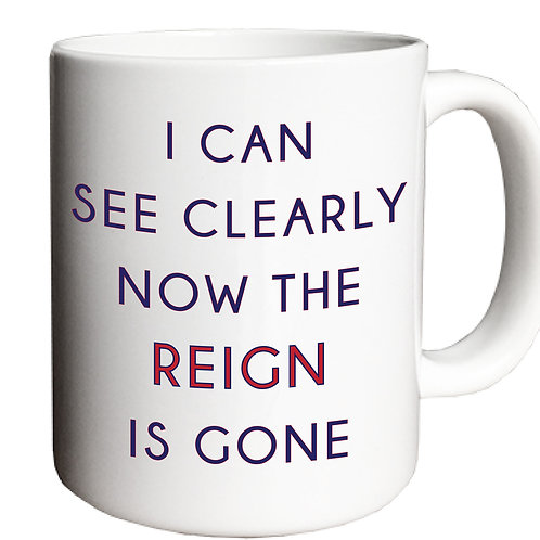 """""""I Can See Clearly Now"""" Mug"""