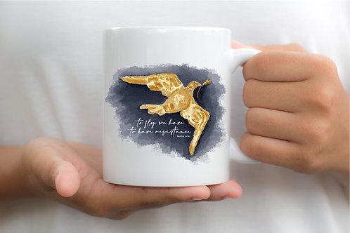 Maya Lin Fly Mug