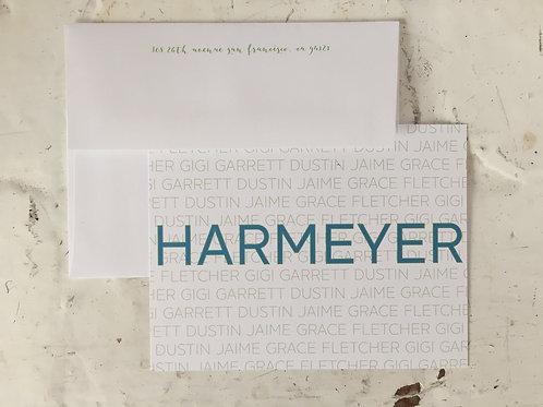 Jaime Serif Flat Card