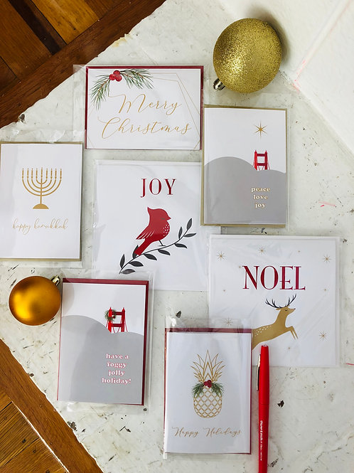 Individual Holiday Card Collection!