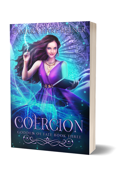 Coercion: Goddess of Fate Book 3