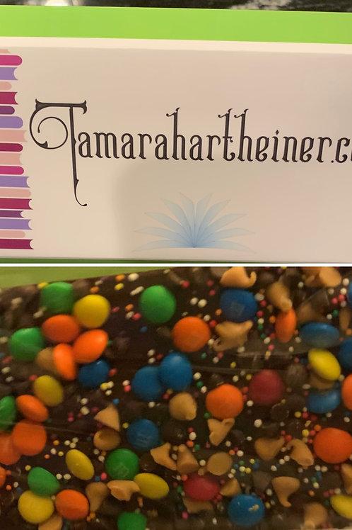Tamara Hart Heiner Custom Candy Bar