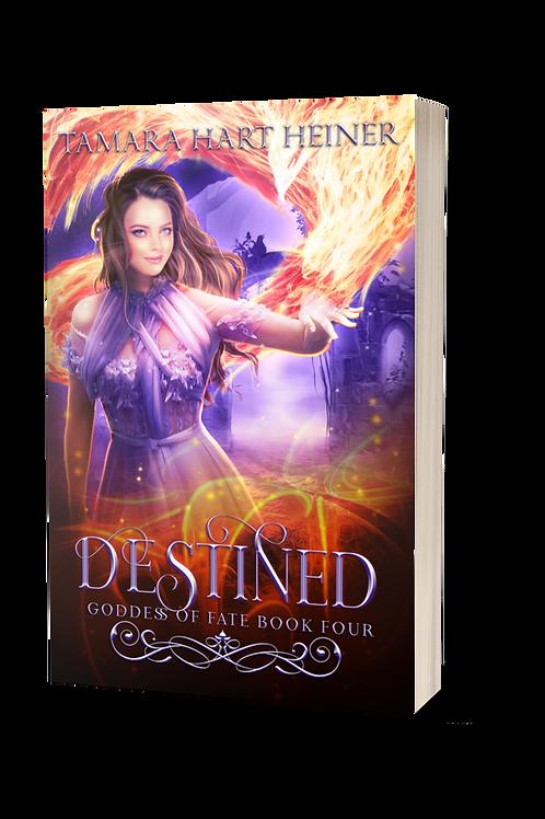 Destined: Goddess of Fate Book4