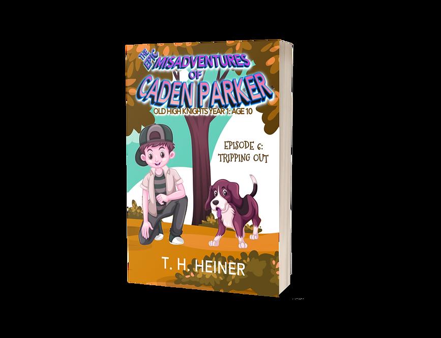 The Epic Misadventures of Caden Parker