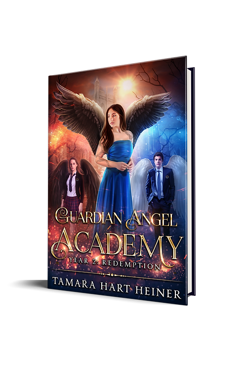 Redemption: Guardian Angel Academy Year 2