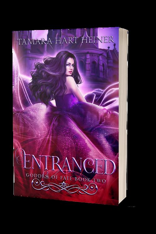 Entranced: Goddess of Fate Book 2