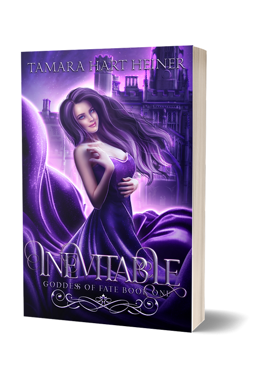 Inevitable: Goddess of Fate Book 1