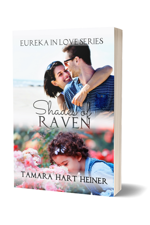 Shades of Raven: Eureka in Love Book 5