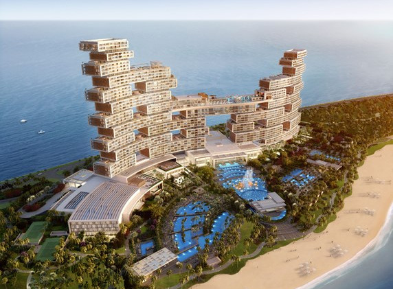 The Royal Atlantis Resort & Residences2.