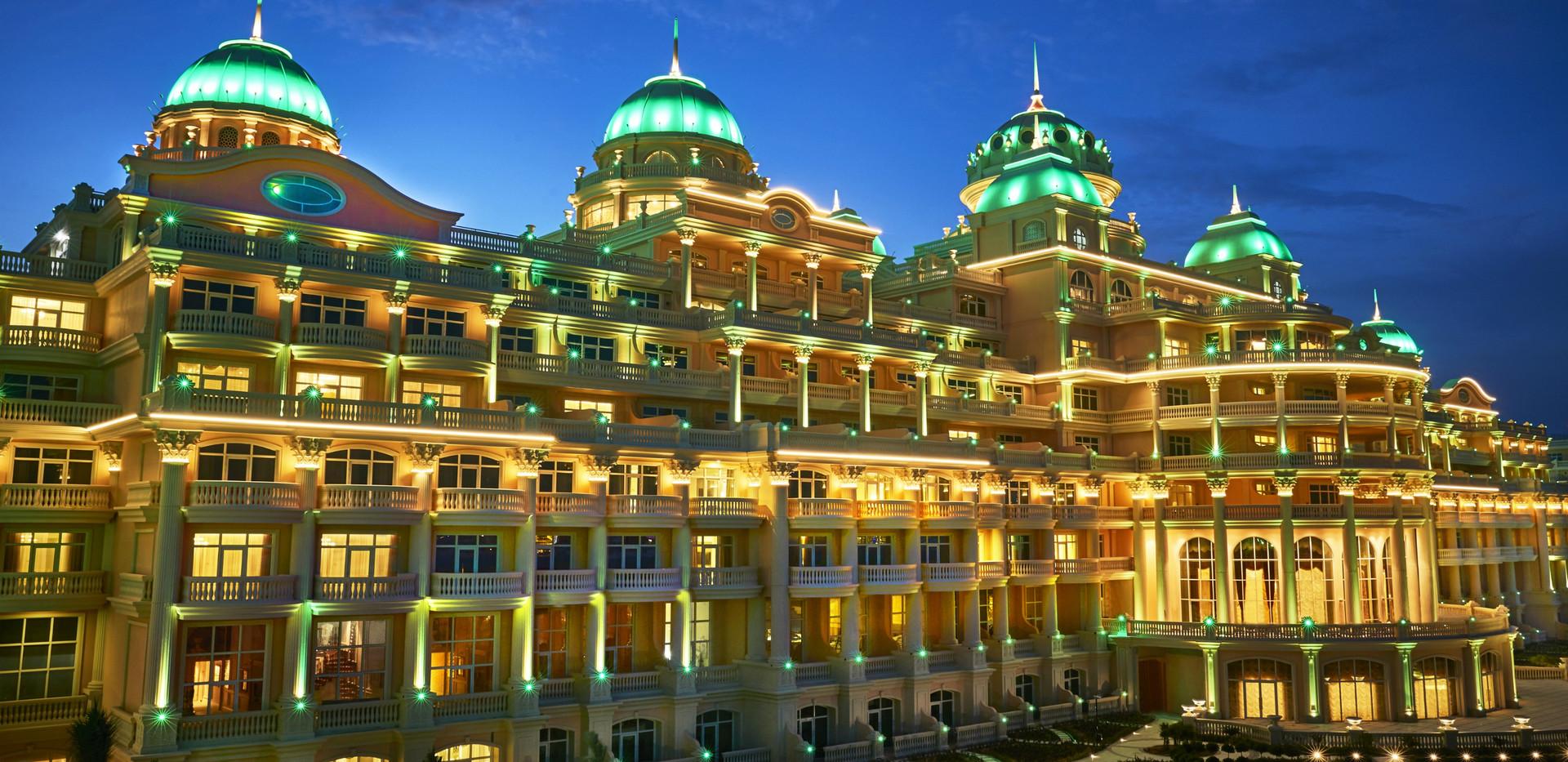 Emerald Palace Kempinski Dubai - Exterio