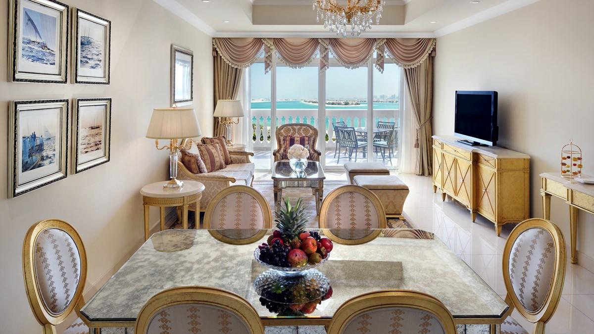 Kempinski Hotel & Residences Palm Jumeir