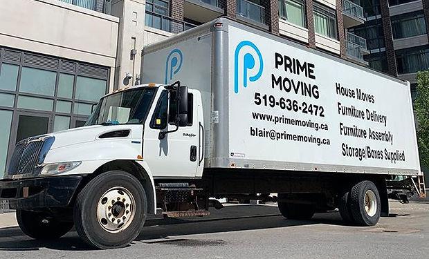 London ➡️ Toronto move successfully comp