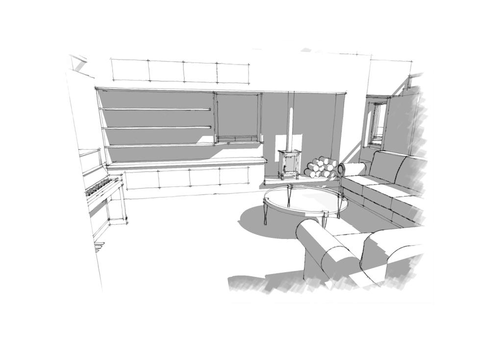 Fulford lounge view