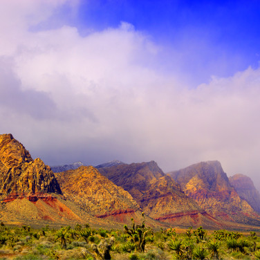 Red Rock Canyon - Southern View