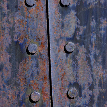 Rivets and Iron.  Central City, CO