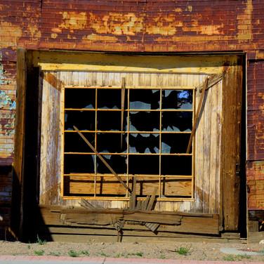 Goldfield Garage, NV