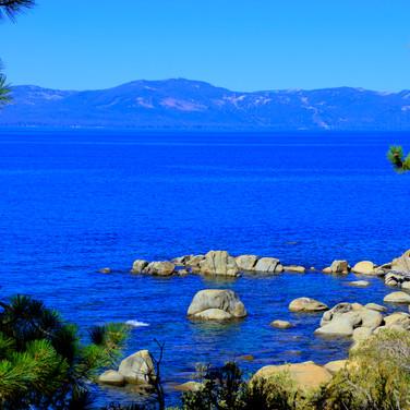 Lake Tahoe - East Shore Line