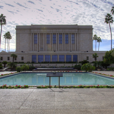 Mesa Temple Pool