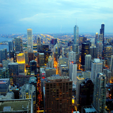 Chicago from the Top