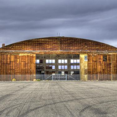 Tonopah, Nevada Hangar
