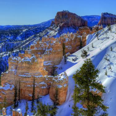 Bryce Canyon Rim 3