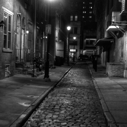Philly Alleyway
