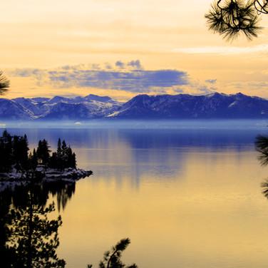 On Golden Pond - Lake Tahoe