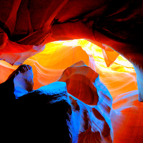 Antelope cavern