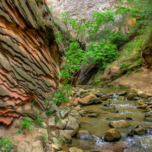 Kanarraville Canyon