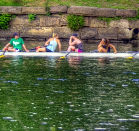 Philly rowing club