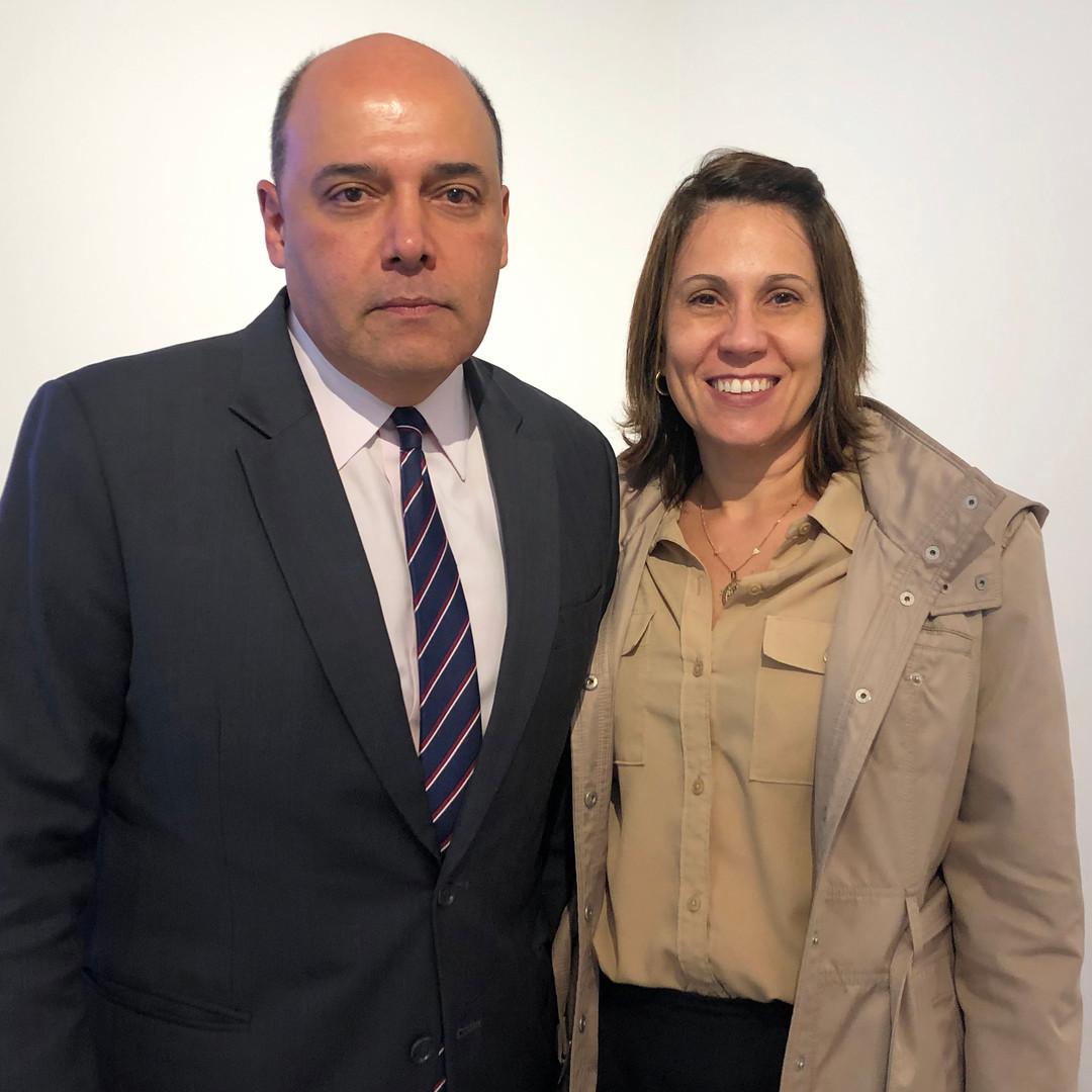 Alfredo Attié Jr e Roberta Attié