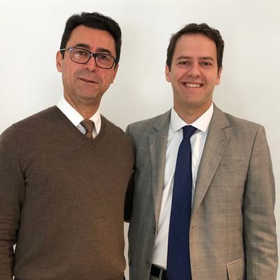Renato Becho e Guilherme Peloso