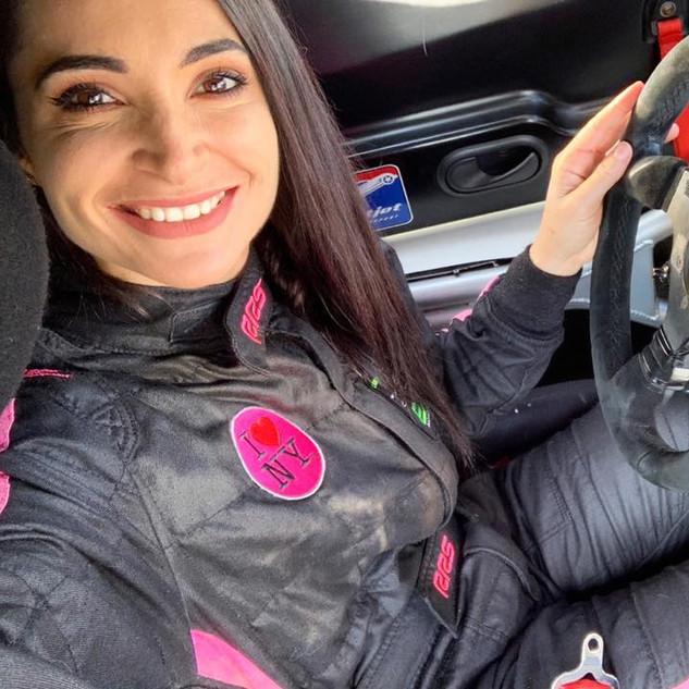 marine pidoux pilote feminine
