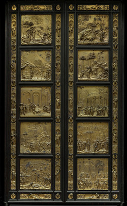 Gates of Paradise, Lorenzo Ghiberti
